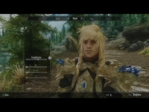 skyrim - Join Cam and Johnny as they check out the Ningheim race, craft some shiny diamond armour, and a get acquainted with a mead keg backpack. Watch more episodes ...