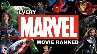 Video EVERY MARVEL MOVIE RANKED MP3, 3GP, MP4, WEBM, AVI, FLV Juni 2018