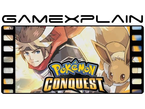 Pokemon x Nobunaga's Ambition coming to the West, becomes Pokemon Conquest