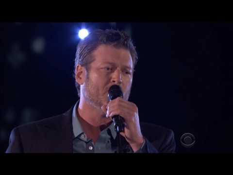 "Blake Shelton sings new song ""Every Time I Hear That Song"" Live in concert 2017. HD 1080p"