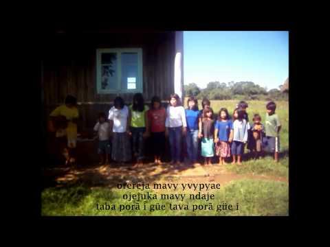 Tribo Guarani São Miguel das Missões.wmv