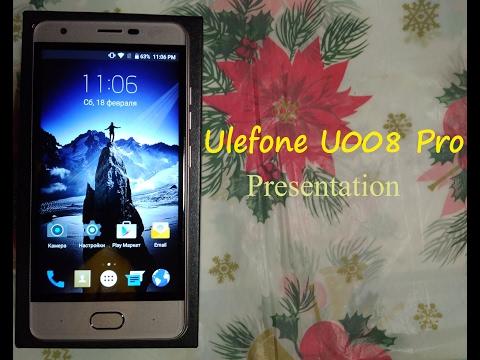 Ulefone U008 Pro from Banggood