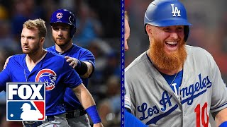 Whose playoff stock is rising and falling in NL playoff picture? | MLB WHIPAROUND by FOX Sports
