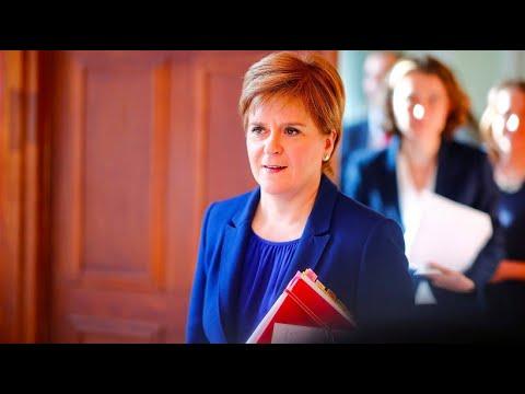 Großbritannien: Schottland droht mit neuem Unabhängig ...
