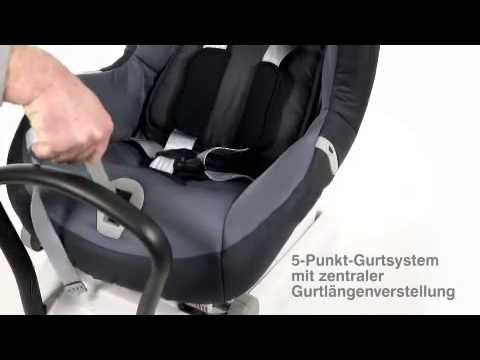 Römer Max - Fix 2 Kindersitz Isofix Testsieger 0 18 kg - Gruppe 0 1