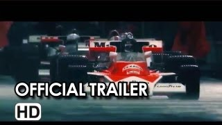 Rush Official Trailer #2 2013 - Chris Hemsworth, Olivia Wilde Movie HD