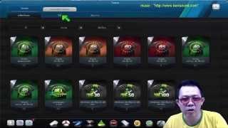 เปิดกล่อง 06wc 5 ชุด Fifa Online 3 by boybobi12, fifa online 3, fo3, video fifa online 3