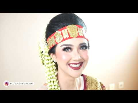 TUTORIAL Wedding Pengantin Batak Toba | Puji Antari Makeup