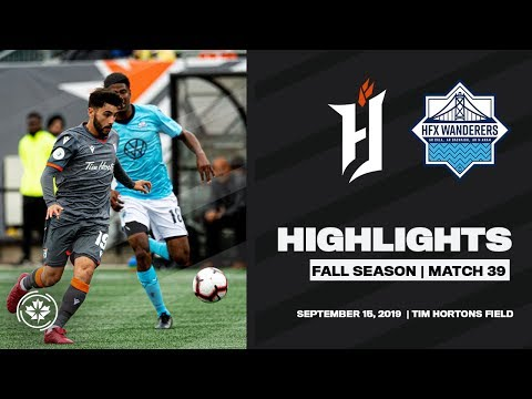 Forge FC vs HFX Wanderers Highlights