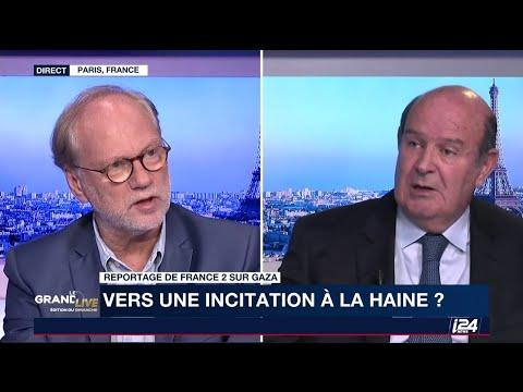 DÉBAT | Reportage de France 2 sur Gaza: vers une incitation à la haine?