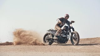 Yamaha SCR950 by Brat Style - Video Dalla Rete