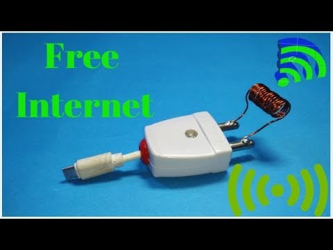 how to Get Free Internet New Idea New Free Internet 100%  New Idea Free Wifi Internet at Home