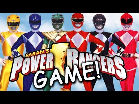 POWER RANGERS // ULTIMATE GAME OF BADASSORY!