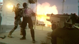 WarTorn's Epic Future First Person Shooter In Real Life, Live Action Military Short Film. Based off of a video game franchise created straight from our own minds, filled with guns, comedy, and clowns!  --Ever since we started our journey on Youtube, we have always had it in our minds that we would one day do a First Person Shooter video. Well, after many years and many failed attempts, we finally made this. We hope you guys enjoyed, WarTorn has many more projects on the way, including our next film in line, John Dick (A John Wick Parody). That should be coming out very soon. Like always, thank you to all of you who stick around to see the insane things we create. This is still just the beginning. SUBSCRIBE for weekly/bi-weekly uploads: http://bit.ly/1fea3eC-BE SURE TO CHECK OUT SOME OF OUR OTHER VIDEOS:---EPISODE 2 OF OUR ZOMBIE WEB SERIES, PATHOGEN : https://www.youtube.com/watch?v=aEy50...--GTA IN REAL LIFE!!: https://www.youtube.com/watch?v=FZz1NqTlI4E--CREEPY CLOWN SIGHTING CAUGHT ON CAMERA: https://www.youtube.com/watch?v=pWn1ZExXoQQ--OUR SERIES ON HOW TO MAKE A FILM!:https://www.youtube.com/watch?v=E1Y6qSlbUgs-- CHECK US OUT ON SOCIAL MEDIA!!:OUR FACEBOOK-http://on.fb.me/MB5wqDOUR INSTAGRAM-@wartorn_productionsOUR TWITTER-https://twitter.com/TheRealWarTornStay Awesome, and have a blessed week guys!Special thanks to BLINKFARM for their risers!Music from Epidemic Sound (http://www.epidemicsound.com)