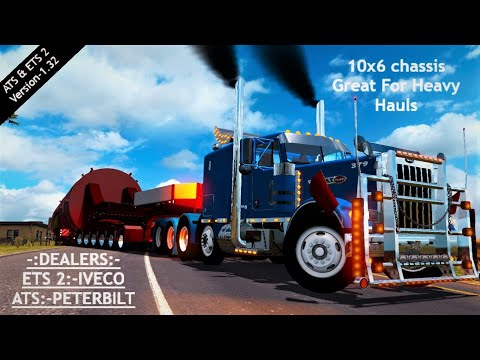 Dealer fix for Peterbilt 379 EXHD v2.6.0