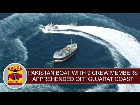 Pakistan-boat-with-9-crew-members-apprehended-off-Gujarat-coast-Thanthi-TV