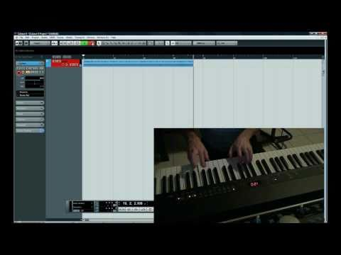 [Cubase Tutorials] – Step 2 – How to create your first song with Cubase ?
