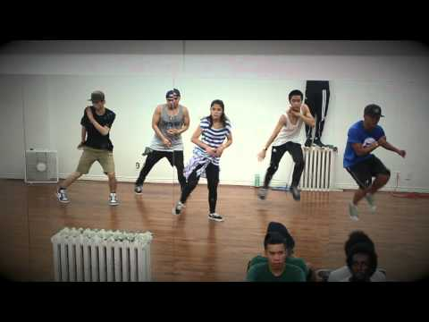 """Justin Timberlake – """"What Goes Around/Comes Around"""" l Choreography by: Vince Lao"""