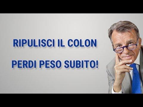 prof. morelli - non ingrassare a natale, ripulisci il colon