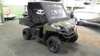 10. 2011 Polaris Ranger XP 800 EFI UU204