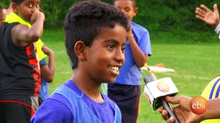 Sport America:  Coverage on Ethio  Silver Spring Soccer Academy