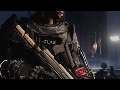 Call of Duty Advanced Warfare Trailer looks