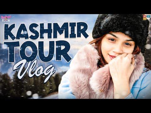 Kashmir Tour Vlog Part 1    Travel Vlog    Bhanu 1006
