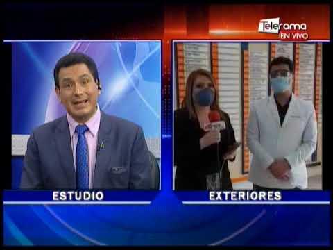 Hospital del Río labora con normalidad y bajo medidas de bioseguridad