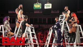 Video Raw's Money in the Bank Ladder Match competitors sound off: Raw, June 11, 2018 MP3, 3GP, MP4, WEBM, AVI, FLV Juni 2018