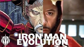 Video IRON MAN EVOLUTION (FULL) 1963 - 2017 MP3, 3GP, MP4, WEBM, AVI, FLV Mei 2019