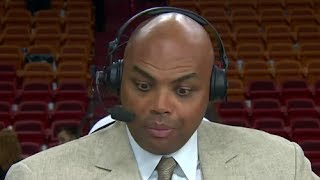 Charles Barkley Says the Heat are Done