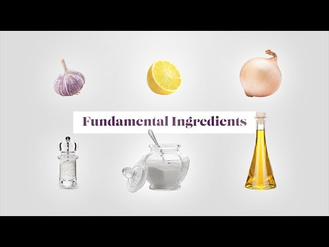 Ingredients Every Home Kitchen Must Have - Cooking Fundamentals