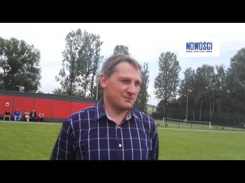 Dawid Frąckowiak, menedżer Elany Toruń po meczu z Drwęcą Nowe Miasto Lubawskie