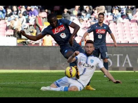 Empoli vs Napoli 2-3 - Highlight & Goals SeriA Italia 2017 HD