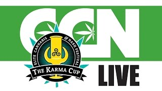 Cannabis Culture News LIVE: The Karma Cup 2016 in Toronto by Pot TV
