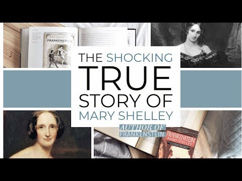 10 Shocking Facts About Mary Shelley | The Scandalous True Story of the Author of Frankenstein