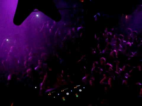 """Bob Sinclair (F**k me i'm famous party) @ PACHA Ibiza  13 August 2009  plays  """"Love Generation"""""""