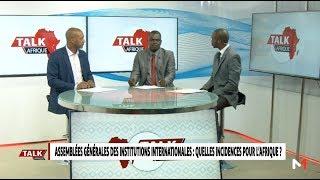 Sur Med1 TV Afrique, Eric Yindu et Adama Wade chauffent l'actualité