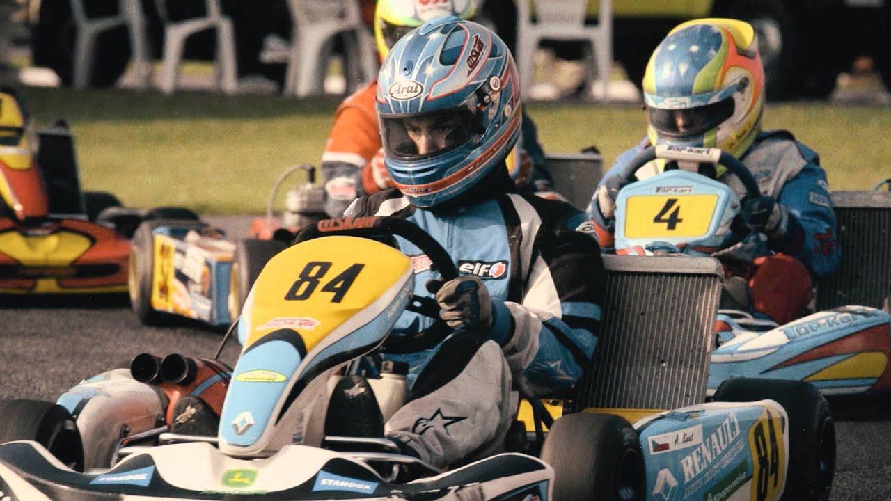 Jak jsem začínal s motorsportem – Adam Kout