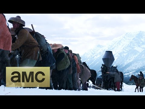 Hell On Wheels Season 5 (Featurette 'How the Chinese Built America')