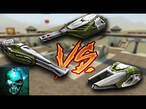 Tanki Online - Firebird vs Freeze vs Isida in Arena DM   Who Will WIN !? #6   танки Онлайн
