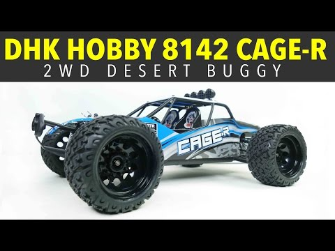 DHK Hobby 8142 Cage-R 2WD Desert Buggy