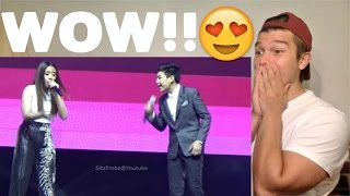 Morissette Amon and Darren Espanto Chandelier Showdown Reaction! Video