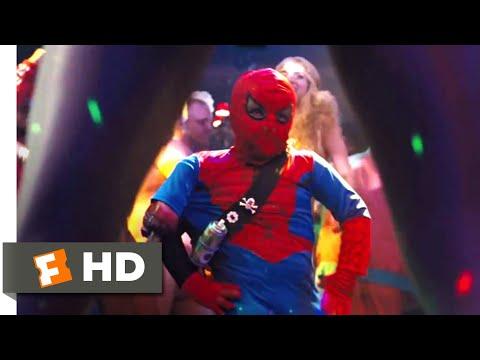 Fun Size (2012) - Halloween Rave Scene (5/10) | Movieclips