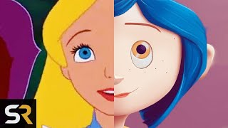 Coraline, Wizard of Oz and Alice in Wonderland Are Connected by Screen Rant