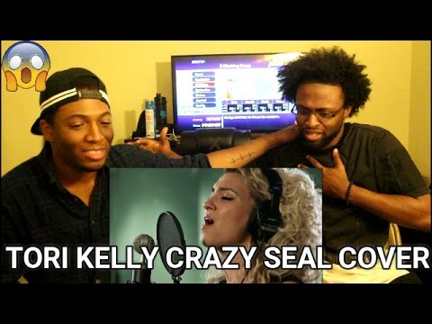 "Tori Kelly ""Crazy"" Seal Cover Live @ SiriusXM // Hits 1 (REACTION)"