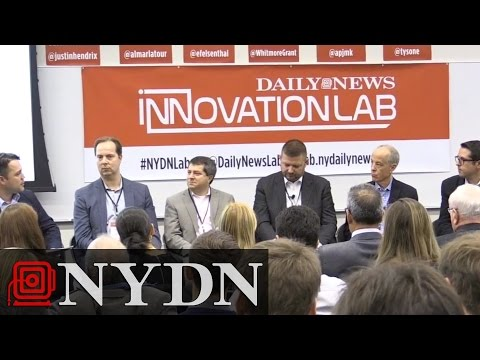 Daily News Conversations: The New News Organization - Startups in the newsroom