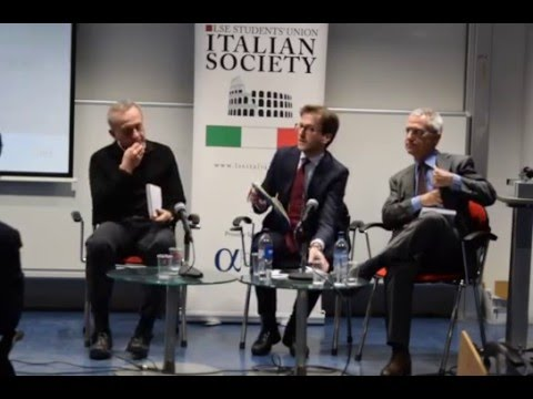 Italian Forum 2016 Day 1 Part 4