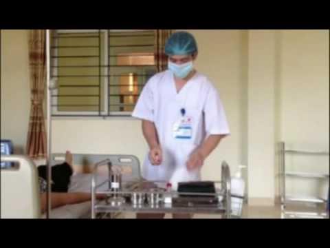 Quy trình kỹ thuật điều dưỡng cơ bản