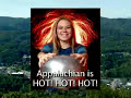 Appalachian State University is HOT HOT HOT